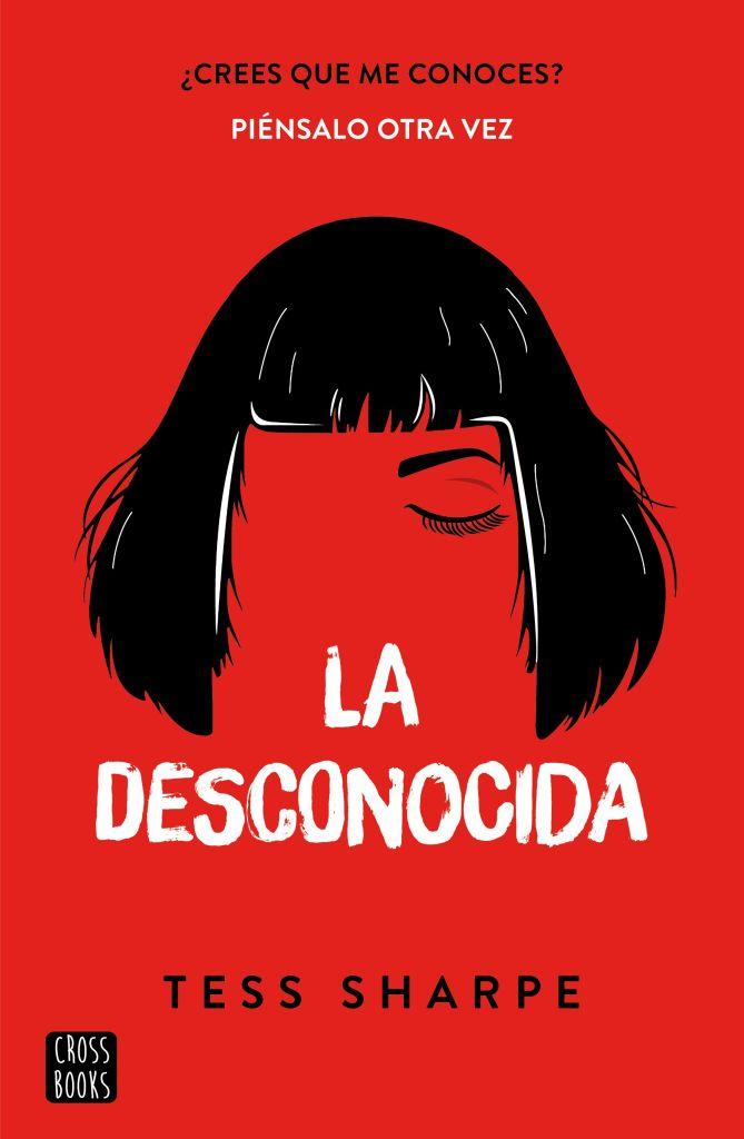 La desconocida es parte de las historias inclusivas, y un thriller juvenil.