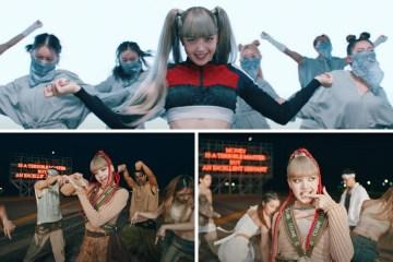 """Lisa, de BLACKPINK, estrenó video de """"Money""""."""