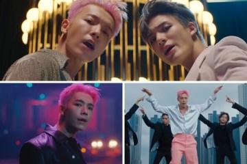 """Donghae, de Super Junior, lanzó su single y video """"California Love"""" con Jeno, de NCT."""