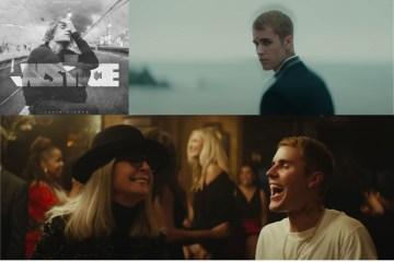 Justin Bieber lanzó video con Diane Keaton y nueva edición del disco Justice.