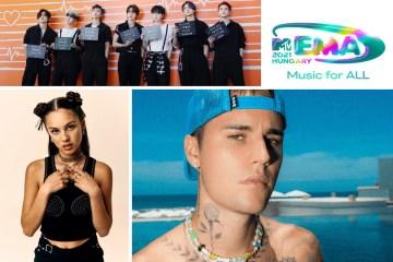 Conoce a los nominados para los MTV EMA 2021.