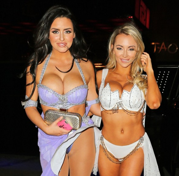 Abigail-Ratchford-and-Lindsey-Pelas-Sexy-4