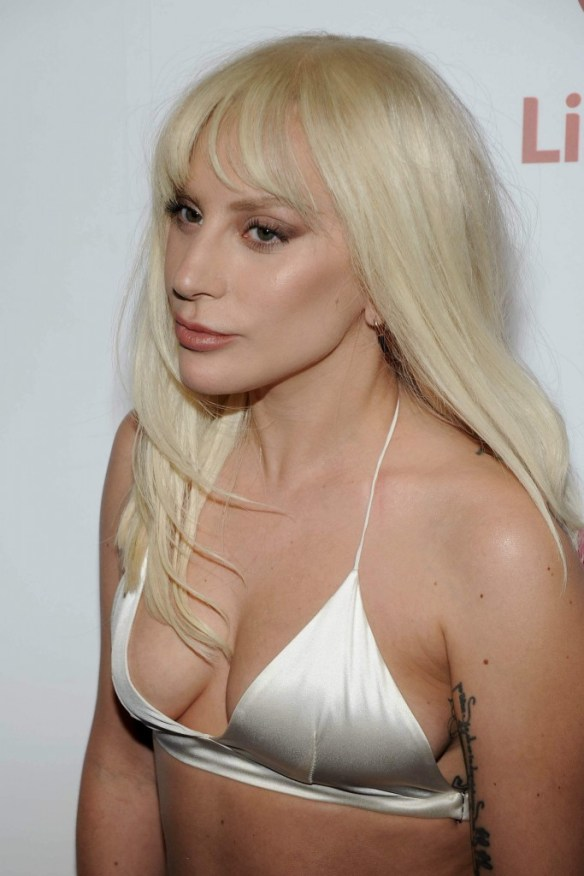 Lady-Gaga-Cleavage-15