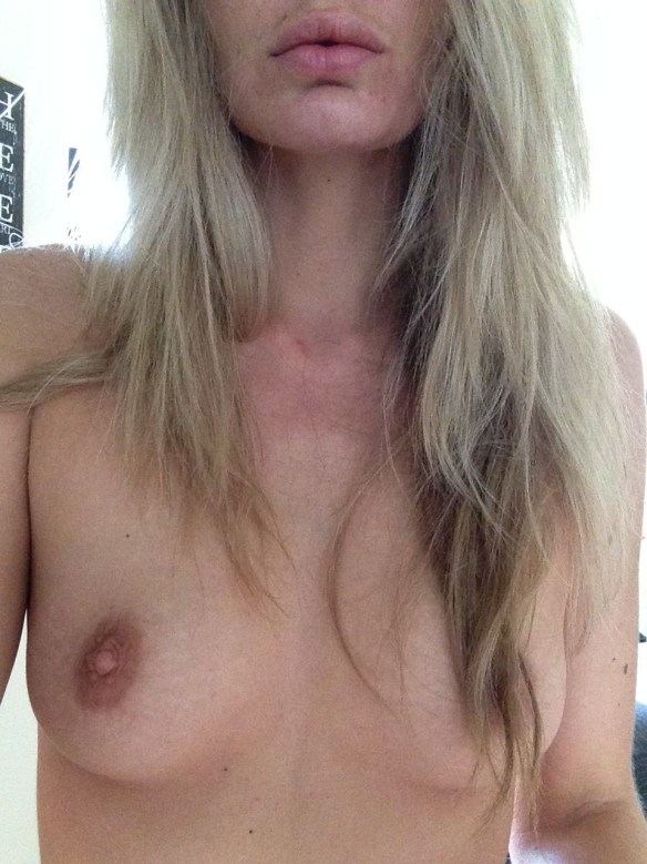 Australian model Alice Haig nude leaked The Fappening