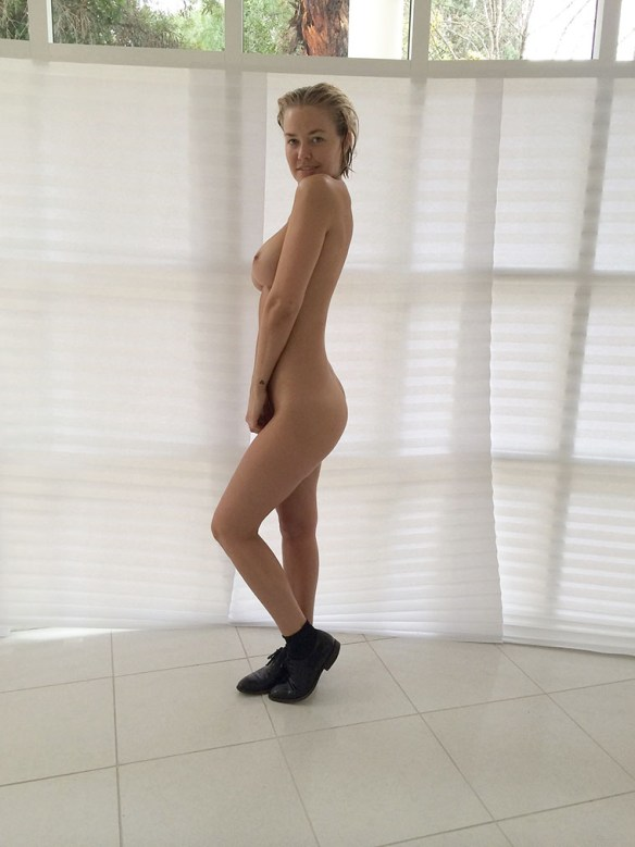 Lara Bingle Leaked Frontal Nudes