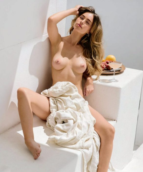 Anthea Page Nude Photo Shoot for Playboy