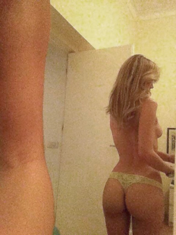Conduttrice Diletta Leotta leaked nude selfies from SnapChat The Fappening 2018