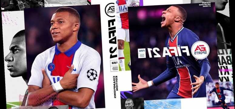 Fifa 21 cover star is Kylian Mbappe as PSG speedster is rewarded for stunning season - Celebrities Major