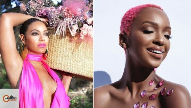 Photo of Nandi Madida Gets Another Gift From Beyonce