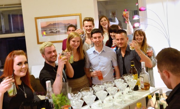 Pros and Cons of Party Venues: Home Party