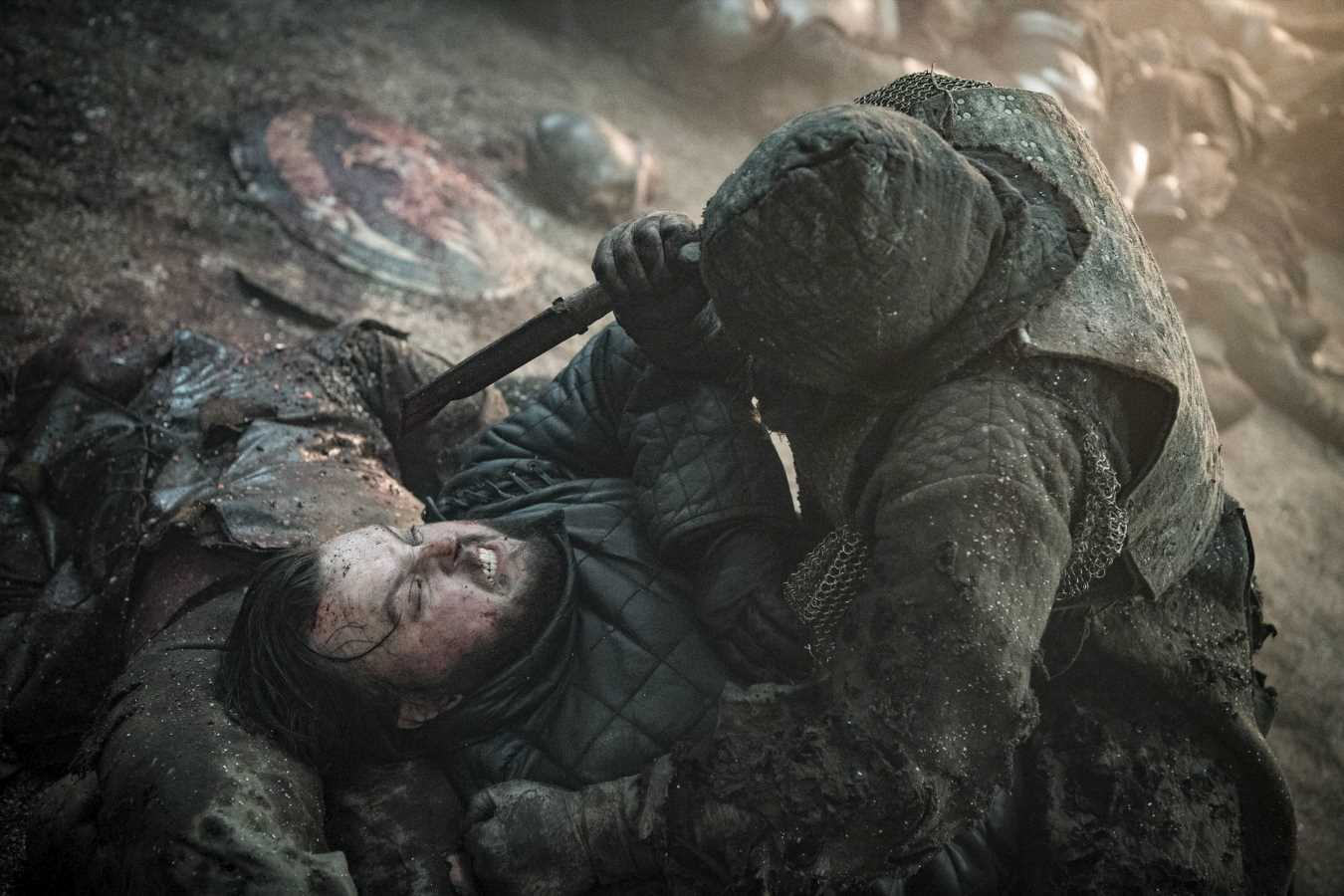 Image result for game of thrones the long night