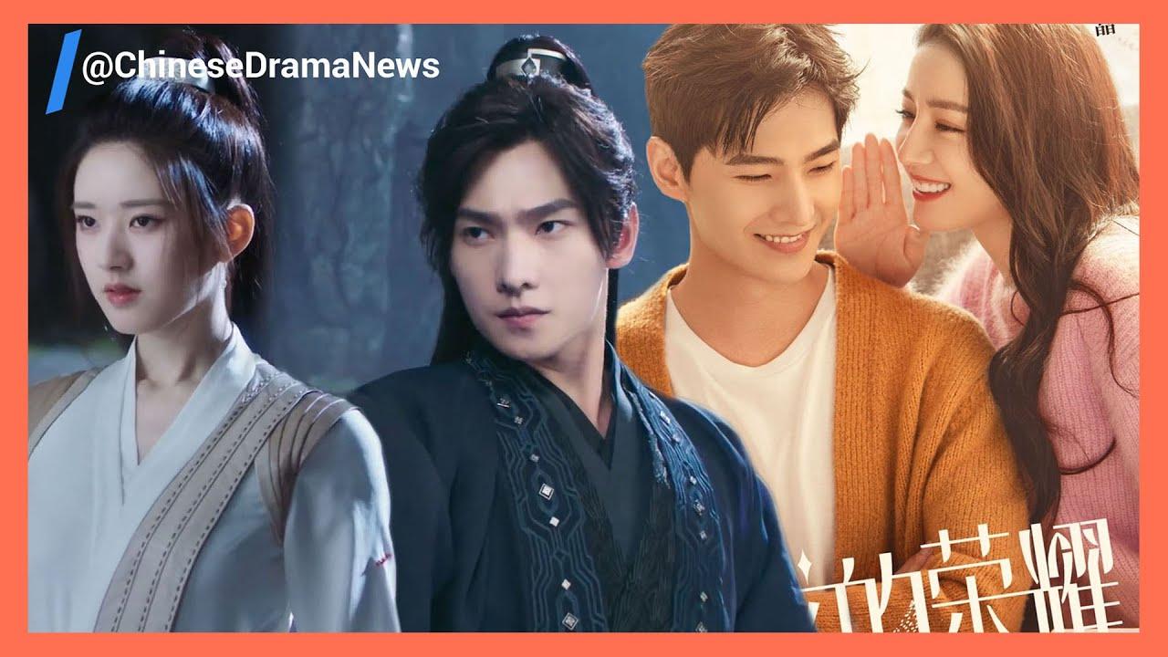 16/02/2021· dalam drama yang tayang pada 14 januari 2018 ini, zhao lusi berperan sebagai ma xue yun. Yang Yang & Dilraba's You Are My Glory Premieres Yang Yang ...