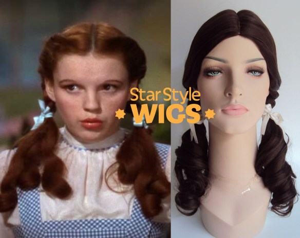 Dorothy Gale Costume Wig