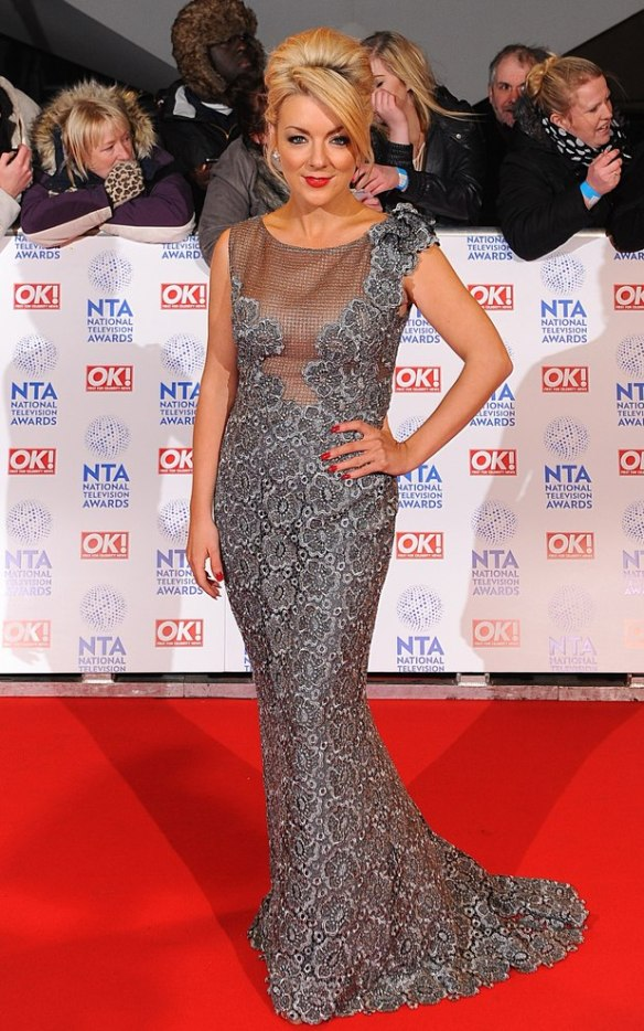 Sheridan Smith NTA 2013