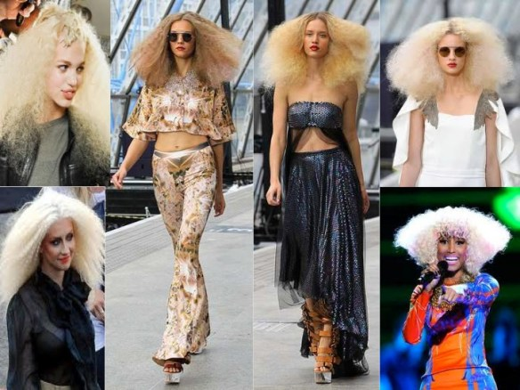 Fashion Afro Wigs