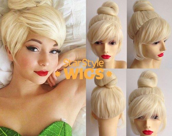 Tinker Bell Hair