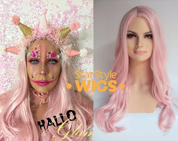 Pastel-Pink-Clown-Wig