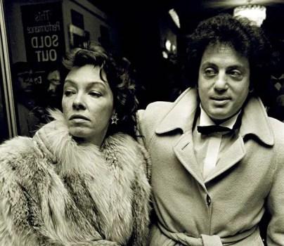 Image of Elizabeth Ann Weber And Billy Joel Were In A Hell Belly Marriage