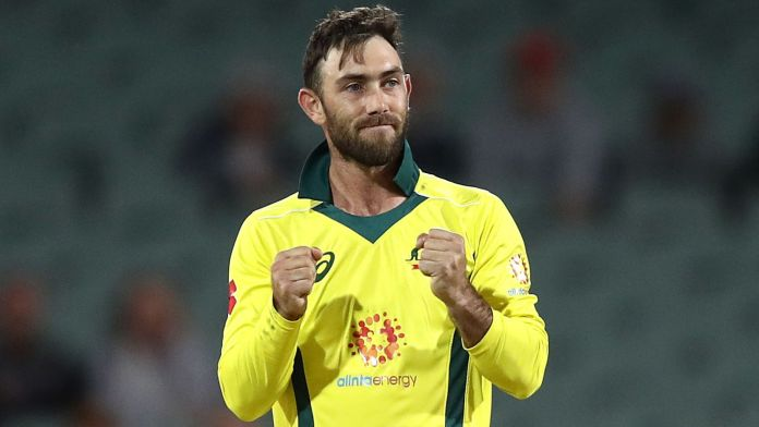 Glenn Maxwell income