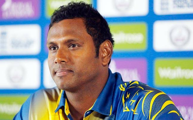Angelo Mathews income