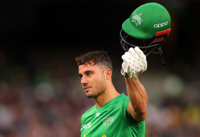Marcus Stoinis earnings