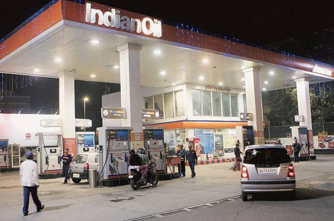 Indian oil