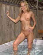 A J Cook Camel Toe Wet Nude 001