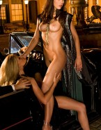 Adrianne Curry Hot Tits Lesbian Naked Fake 001