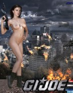 Adrianne Palicki Movie Cover Naked Body Fake 001
