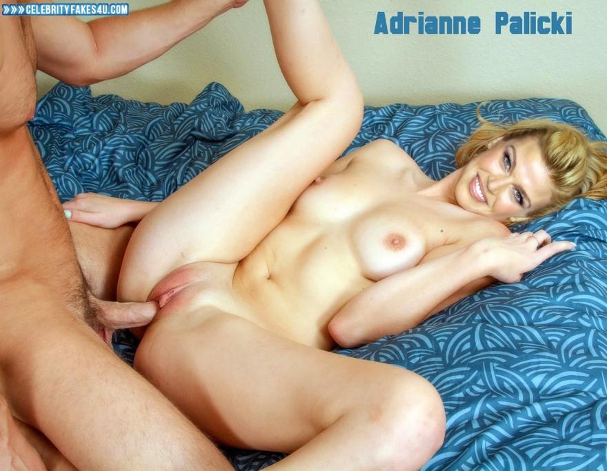 Adrianne nackt Palicki Adrianne