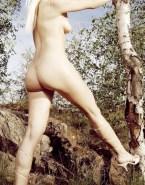 Agnetha Faltskog Sexy Naked Body Fake-008