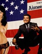 Aimee Garcia Great Tits Naked Fake 001