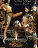 Aimee Garcia Nude Lesbian Fake 001