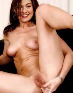 Alexa Davalos Pierced Vagina Sex Toy 001