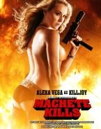 Alexa Vega Movie Cover Machete Kills 001