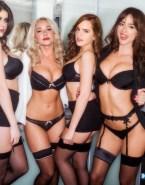 Alexandra Daddario Lesbian G String Nudes 001