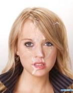 Alexz Johnson Blonde Facial Naked 001