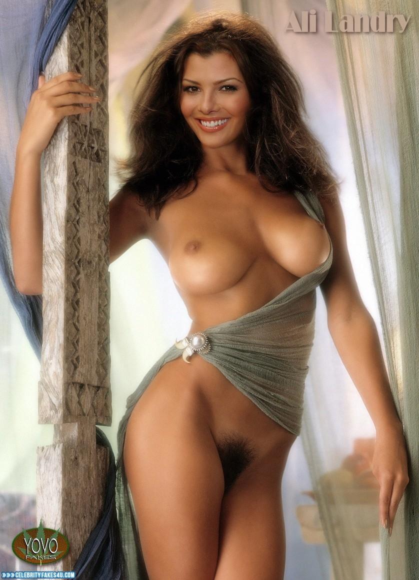 Ali landry nude pussy
