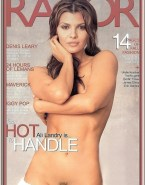 Ali Landry Nudes Magazine Cover 001