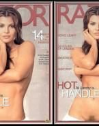 Ali Landry Nudes Magazine Cover 002