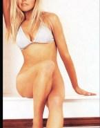 Alicia Silverstone Bikini Without Underwear 001