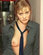 Alicia Silverstone Breasts Exposed 001