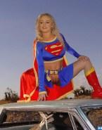 Alicia Silverstone Without Underwear Supergirl 001