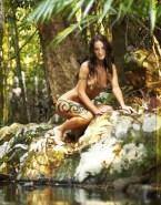 Alizee Naked Body Boobs 004