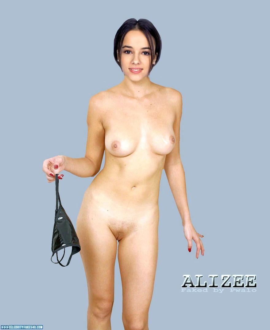 Naked alizee Alizee celeb