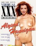 Alyson Hannigan Magazine Cover Nudes 001