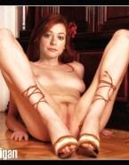 Alyson Hannigan Naked Naked 002
