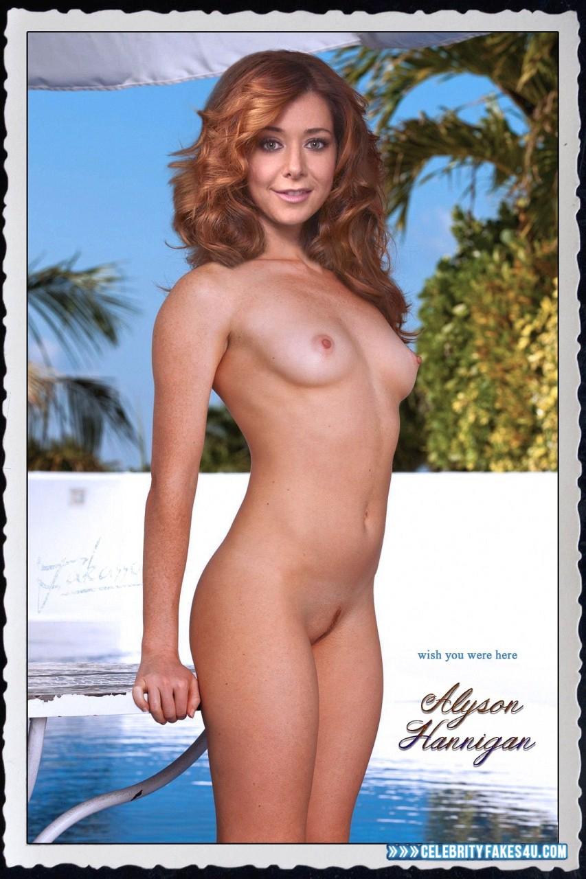 Alyson Hannigan Nudes alyson hannigan nude body boobs 001 « celebrity fakes 4u