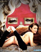 Alyssa Milano Bending Over Pussy 001