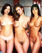Alyssa Milano Charmed Tv Series Lesbian Naked 001